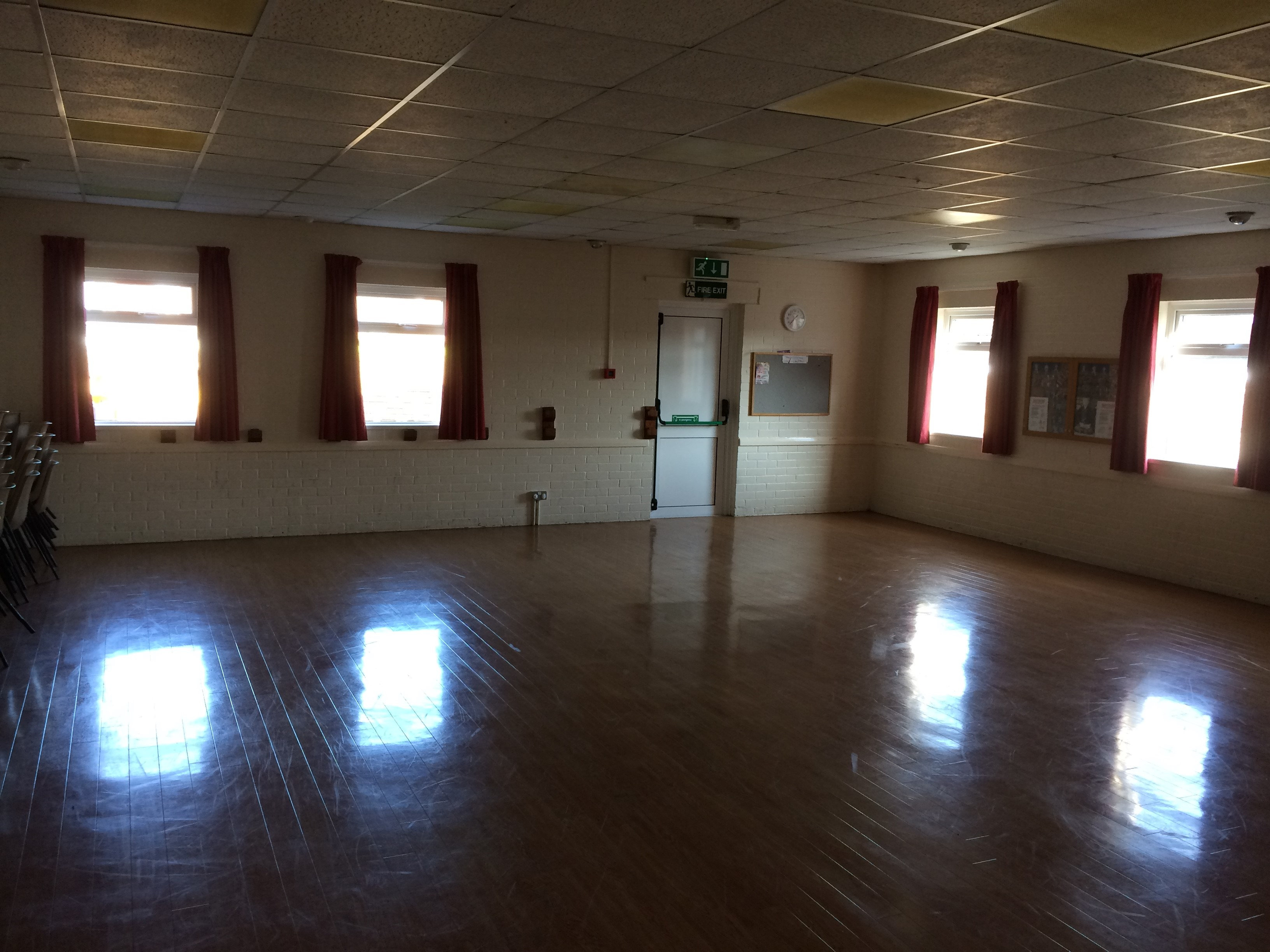Activity Room Polegate Community Association